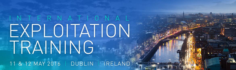 International Exploitation Training in Dublin