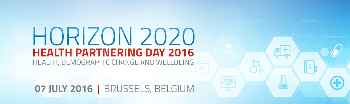 Horizon 2020 Health Partnering Day 2016