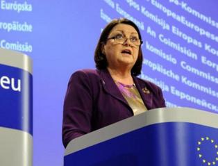 Máire Geoghegan-Quinn Horizon 2020 First Calls