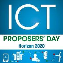 ICT Proposer Day Horizon 2020