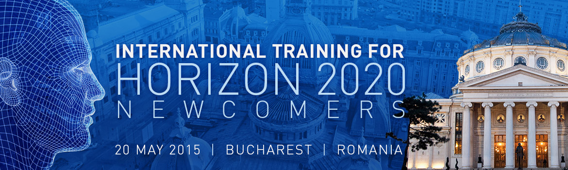 Fit for Health 2.0 International Training for Horizon 2020 Newcomers 2015