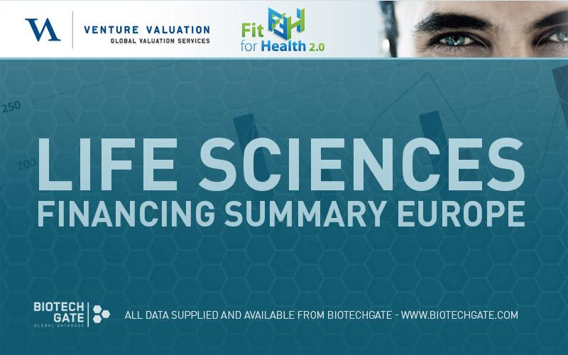Life Sciences Financing Summary