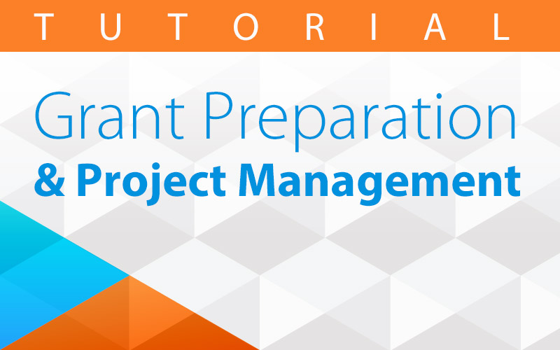 Tutorial-Grant-preparation